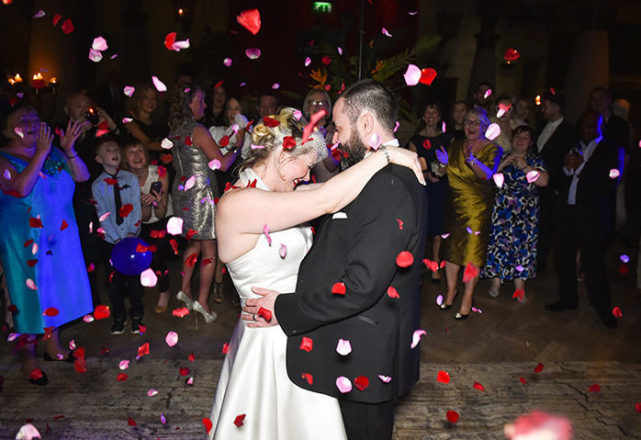 Featured Image for Let's dance! How to master the dancefloor on your wedding day