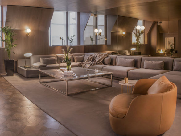 Featured Image for Minimoon like the A-list in the new Blythswood Square Hotel penthouse suite