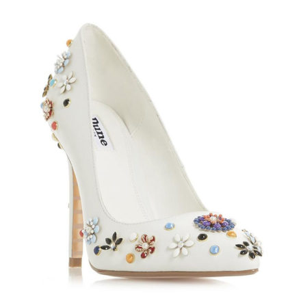 Featured Image for Shoe of the week: BOOQUET by Dune London