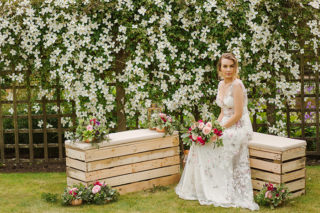 Featured Image for Lace Sixpence Weddings & Events