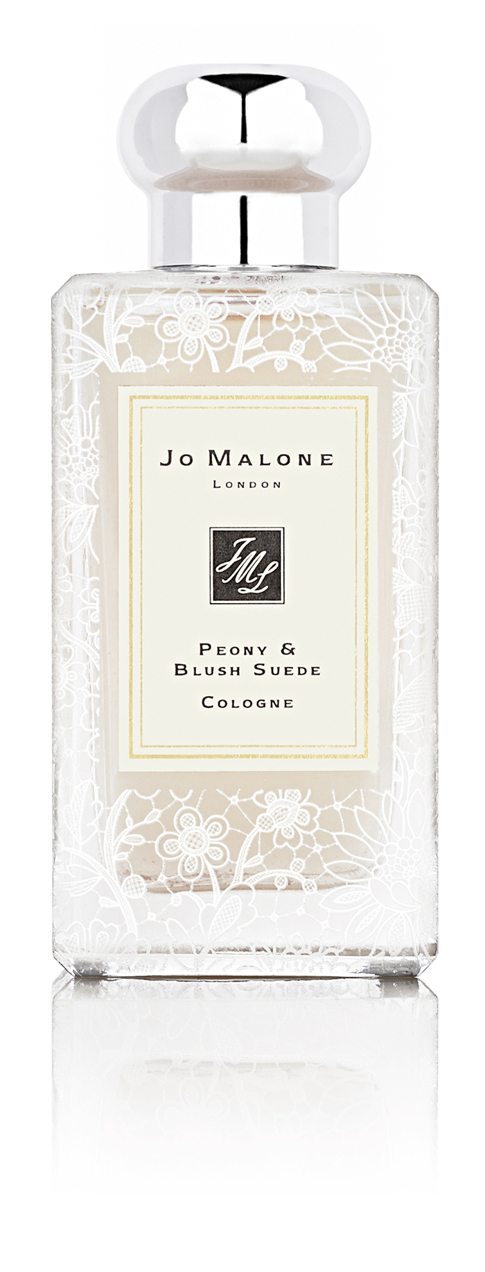 WEDDING PARTY GIFTS JO MALONE PEONY BLUSH SUEDE LACE BOTTLE