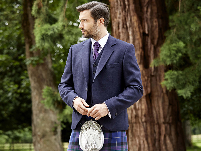 Featured Image for Scottish Wedding Directory's Exclusive Fashion Show 2018: McCalls