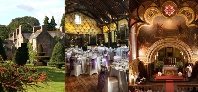 Featured Image for 21 of the best wedding venues in Perthshire 2018