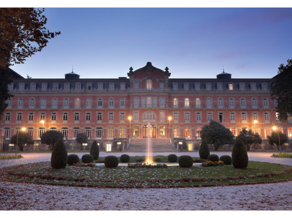 Featured Image for SWD visits... Vidago Palace Hotel, Portugal [honeymoon review]