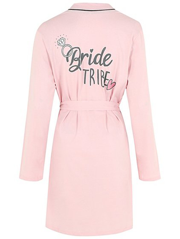 Stylish bride and bridesmaid dressing gowns Asda Bride Tribe