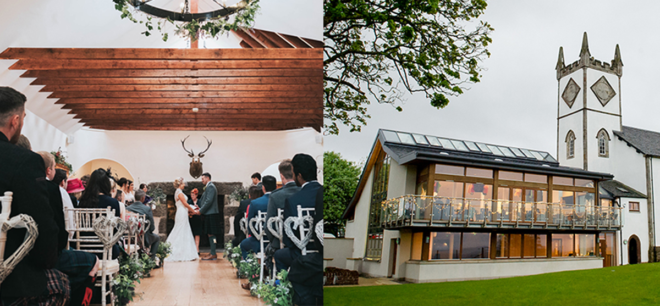 Featured Image for 31 blank canvas wedding venues in Scotland that you can personalise 2018