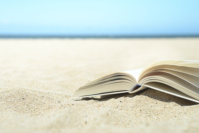 Featured Image for Top 5 beach reads to take on your honeymoon