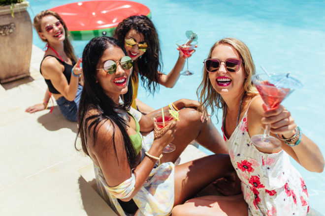 Featured Image for Here's how much the average hen do abroad will cost Scottish hens