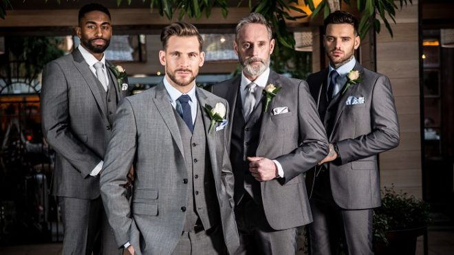 Featured Image for Scottish Wedding Directory's Exclusive Fashion Show 2018: Slater Menswear