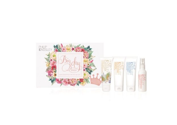 Featured Image for Bridal Beauty Buzz: Get prepping your wedding day hair with this cute bridal set