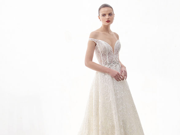 Featured Image for Scottish Wedding Directory's exclusive fashion show: Enzoani