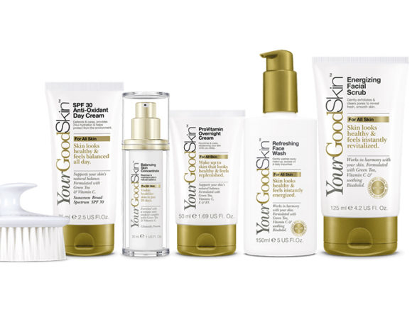 Featured Image for SWD tries... skincare range YourGoodSkin