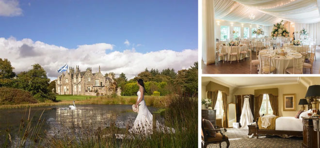 Featured Image for 13 of the best wedding venues in Aberdeen 2018