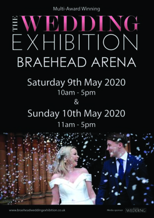Featured Image for The Wedding Exhibition at Braehead Arena