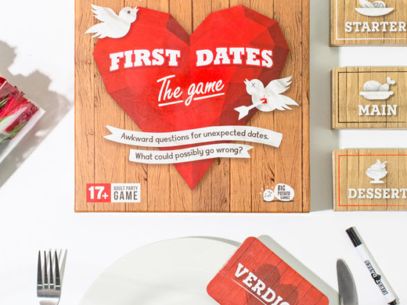 Featured Image for There's now a First Dates board game and we need it in our lives