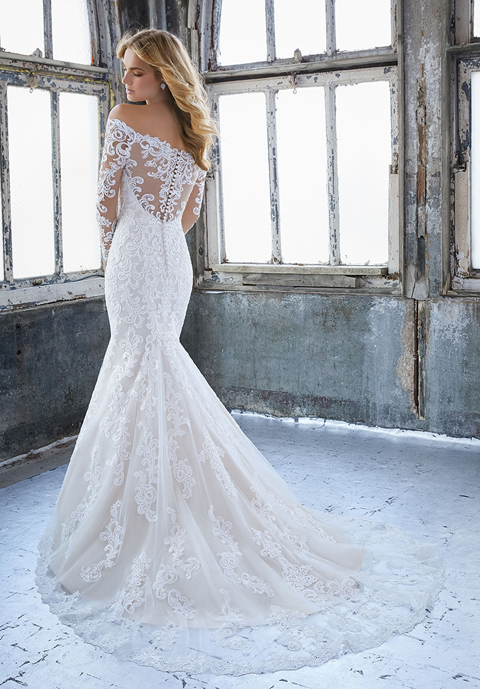Wedding Dress of the Year Mori Lee