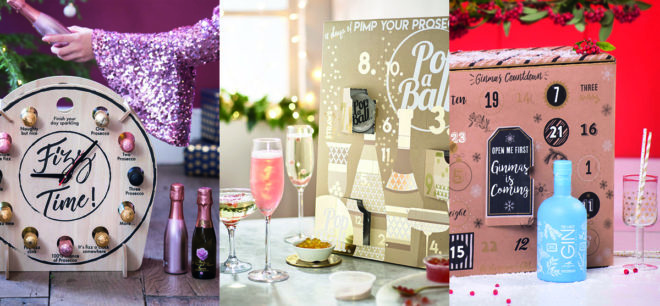 Featured Image for 15 of our favourite alcohol advent calendars for Christmas 2018