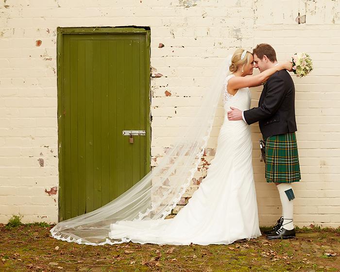 Peebles Hydro wedding