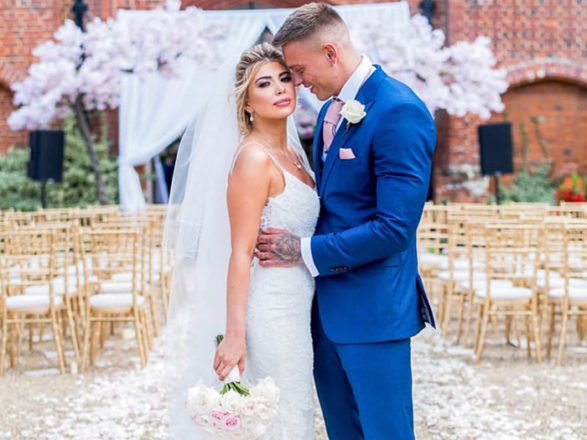 Featured Image for Love Island's Olivia Buckland got married - here's where to get her bridal style in Scotland!