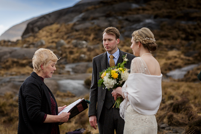 give something back at your wedding