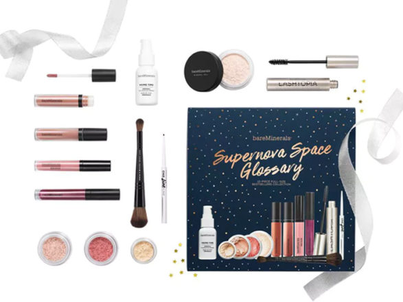 Featured Image for Bridal Beauty Buzz: bareMinerals Christmas collection has arrived