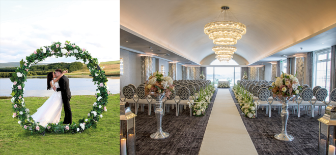 Featured Image for Step into your perfect wedding day at Ayrshire's Lochside House Hotel & Spa
