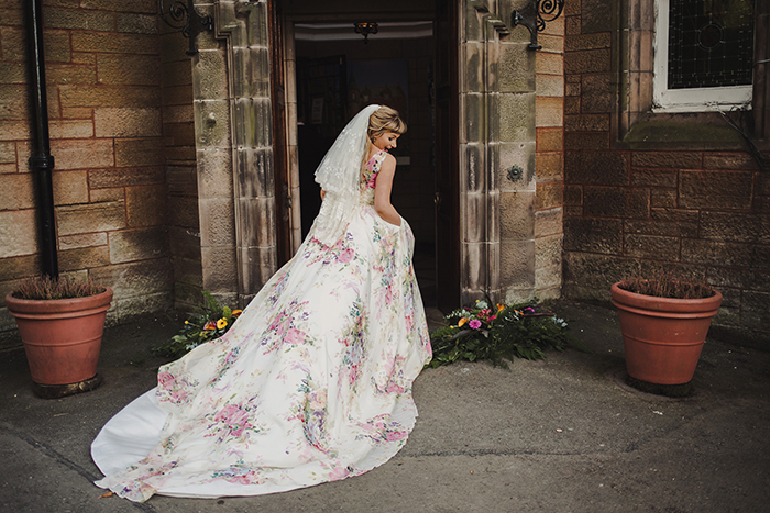 "Featured Image for ""I wore a patterned wedding dress"""