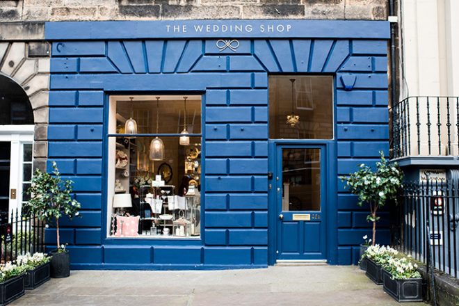Featured Image for The Wedding Shop Edinburgh Open Evening