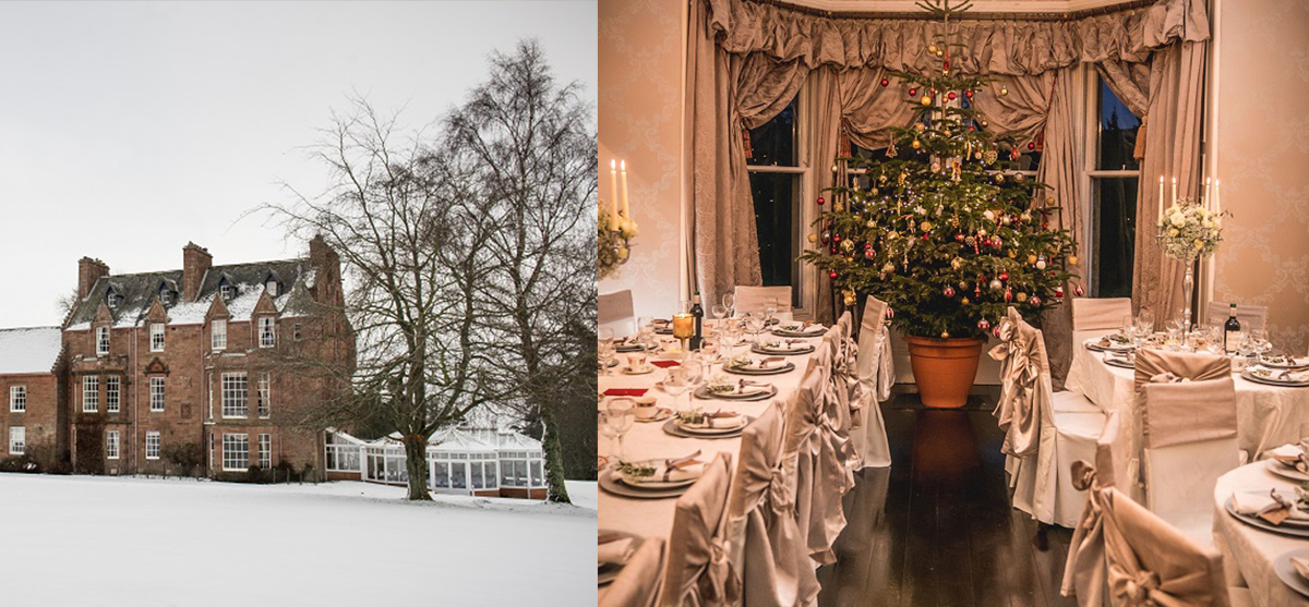 Featured Image for 37 of the best winter wedding venues in Scotland 2018