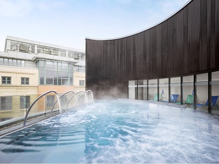 Featured Image for The best spas in Scotland for hen weekends + wedding treatments