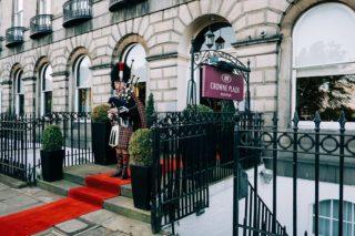 Featured Image for Crowne Plaza Edinburgh - Royal Terrace