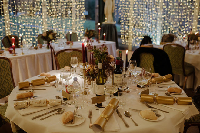 Featured Image for Can you have a classy Christmas wedding?