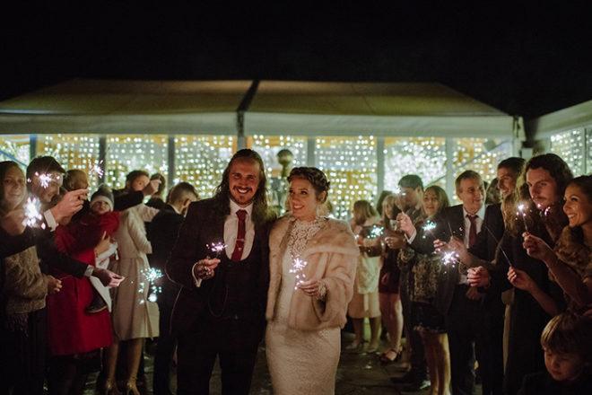 Featured Image for 5 things to keep in mind if you're planning a New Year's Eve wedding