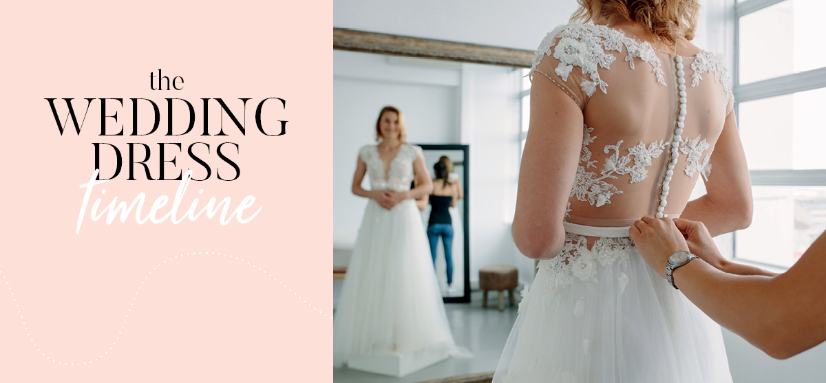 Featured Image for Your wedding dress journey, from start to finish