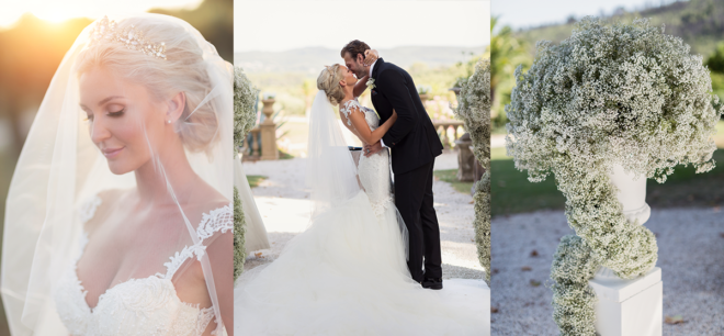 Featured Image for Behind the scenes of Ellie McKeating's gorgeous French fairytale wedding