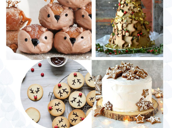 Featured Image for Festive bakes perfect for your winter wedding dessert table