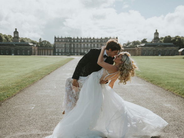 Featured Image for SWD Visits... Hopetoun House, a luxury wedding venue in South Queensferry