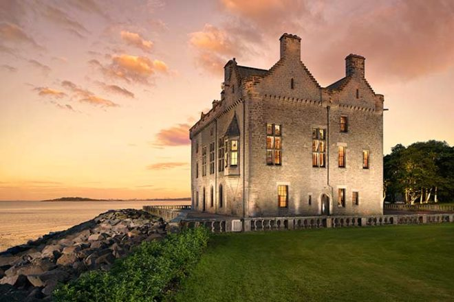 Featured Image for Barnbougle Castle