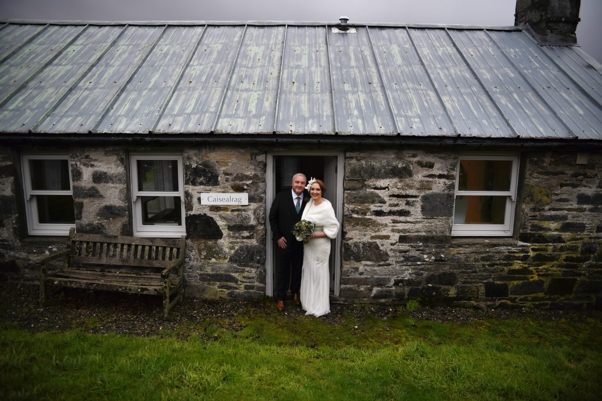 Wee Weddings at Crear