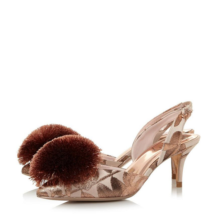 dune wedding shoes - Mikali