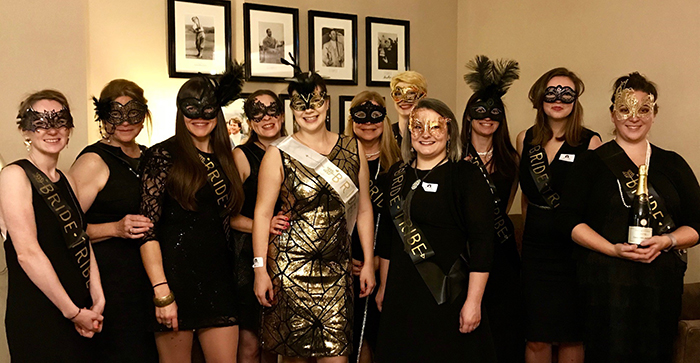 hen do Blue Murder Events