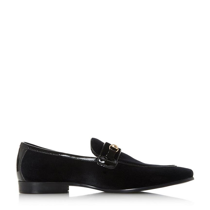 Dune wedding shoes - loafers grooms Pretzel