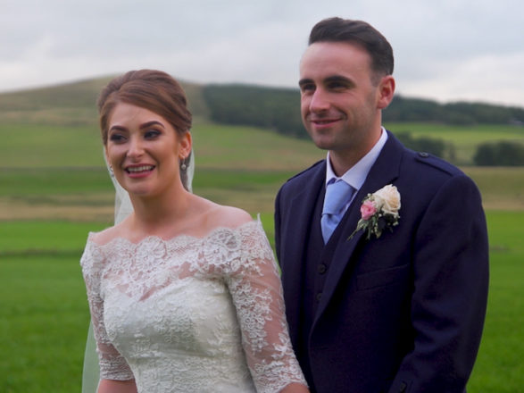 Featured Image for Behind the scenes with Scotland's wedding filmmakers: Weddings by Guy