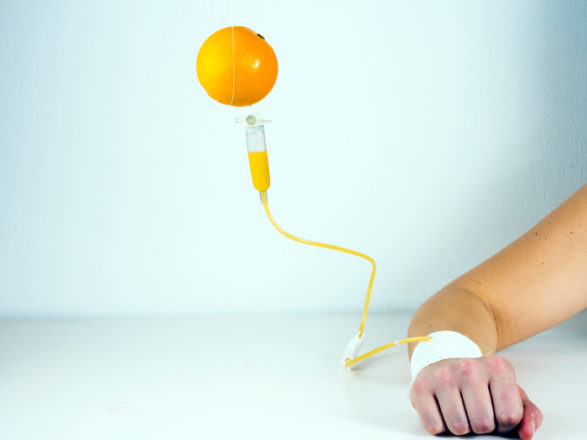 Featured Image for Vitamin drips come to Scotland: our review of the Reviv Vitaglow IV therapy