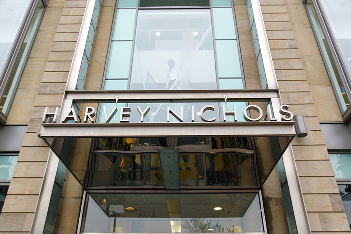 Vitamin drip Harvey Nichols Reviv Scotland
