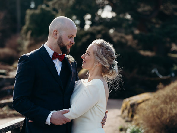 Featured Image for Elegant + family focused wedding day at Royal Botanic Gardens, Edinburgh