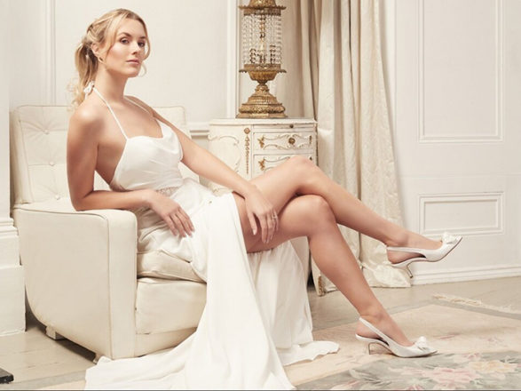 Featured Image for Paradox London launch new bridal shoe collection for every type of bride