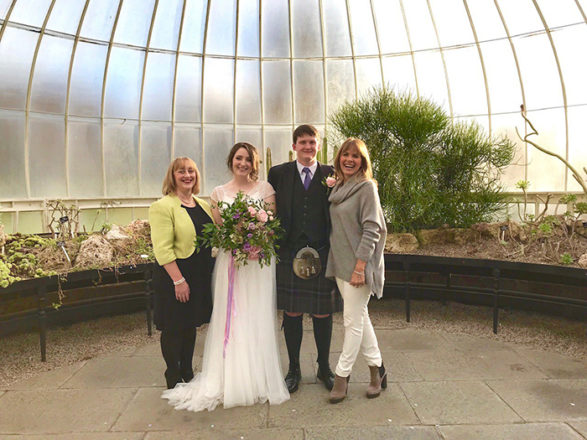 Featured Image for Say I Do to a personal wedding ceremony with Humanist Society Scotland
