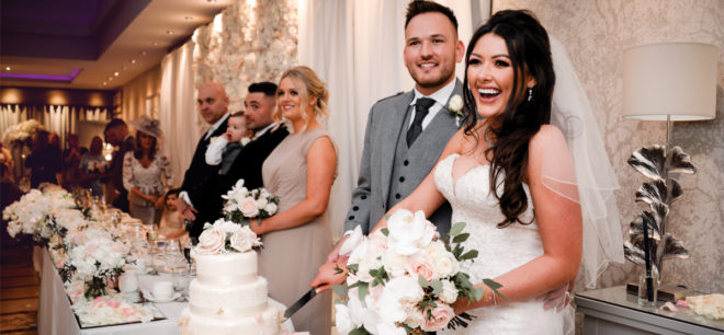 Featured Image for Scottish YouTuber + influencer Mama Reid gets married!