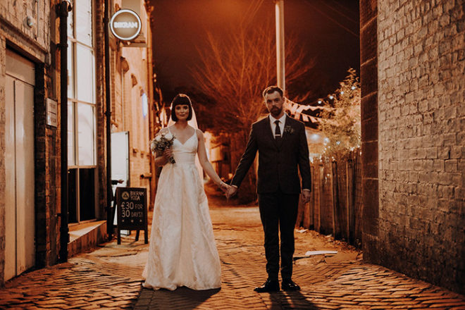 Featured Image for Surprise wedding in stylish west end restaurant The Bothy, Glasgow